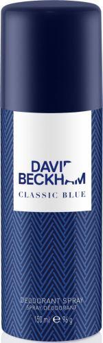 David Beckham Klasyczny Niebieski dezodorant 150 ml M