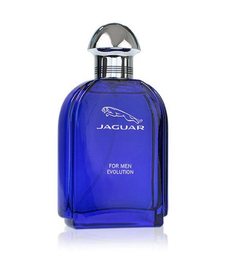 Jaguar For Men Evolution EDT 100 ml Dla mężczyzn TESTER