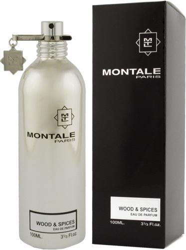 Montale Wood & Spices EDP 100 ml Dla mężczyzn