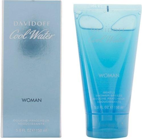 Davidoff Cool Water for Men Perfumowany żel pod prysznic 150 ml (człowiek)