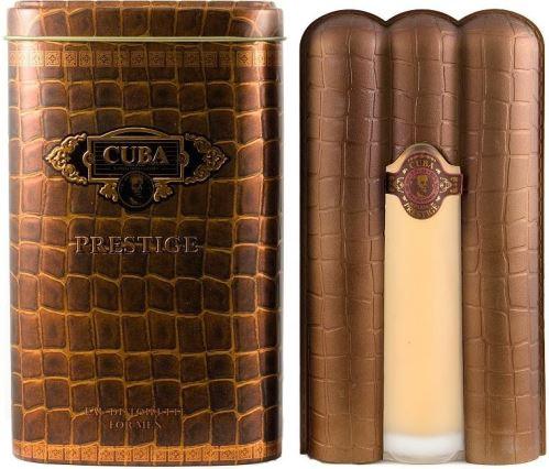 Cuba Prestige Black EDT 90 ml Dla mężczyzn
