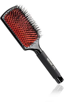 label.m Paddle Brush / Pędzel płaski do gęstych, długich włosach