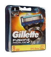 Gillette Fusion Proglide zapasowe ostrza 8 ks Dla mężczyzn