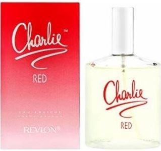 Revlon Charlie Red Eau Fraiche EDT 100 ml Dla kobiet