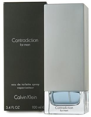 Calvin Klein Contradiction For Men EDT 100 ml Dla mężczyzn