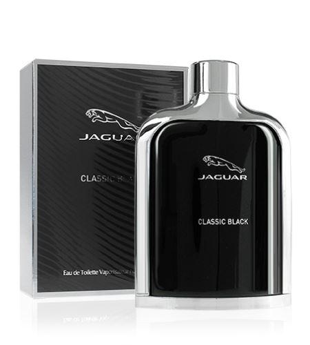 Jaguar Classic Black EDT 100 ml Dla mężczyzn