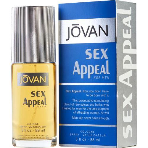 jovan sex appeal for men