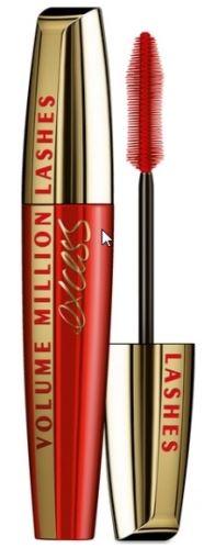 L'Oréal Paris Volume Million Lashes Excess 9 ml - Black