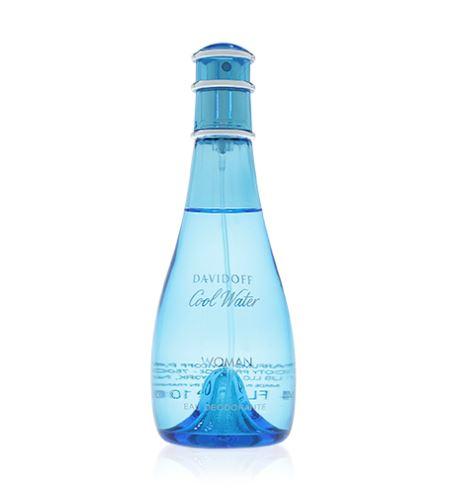 Davidoff Cool Water Woman dezodorant rozpylacz 100 ml Dla kobiet
