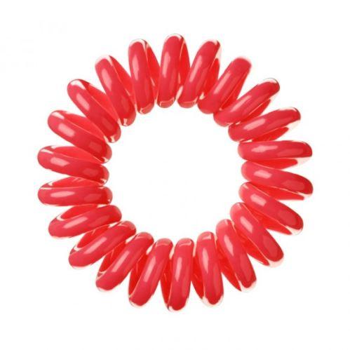 bIFULL włosów Krawaty 3 sztuk - czerwony