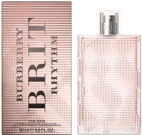 burberry brit rhythm for her