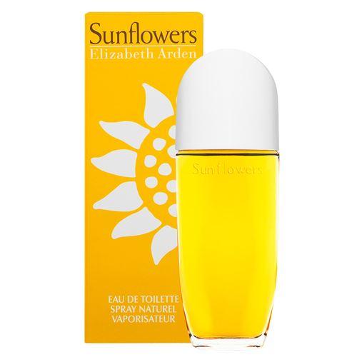 Elizabeth Arden Sunflowers EDT 100 ml Dla kobiet TESTER