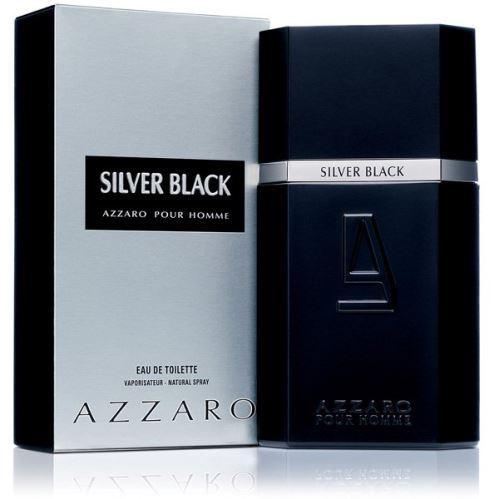 Azzaro Silver Black EDT 100 ml Dla mężczyzn