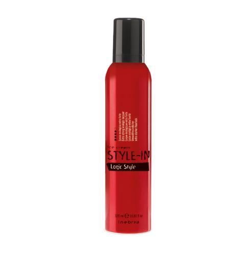 Inebrya Logic Style ekologiczny lakier do włosów z wyjątkowo mocnym utrwaleniem 320 ml