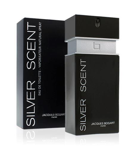 Jacques Bogart Silver Scent  EDT 100 ml Dla mężczyzn