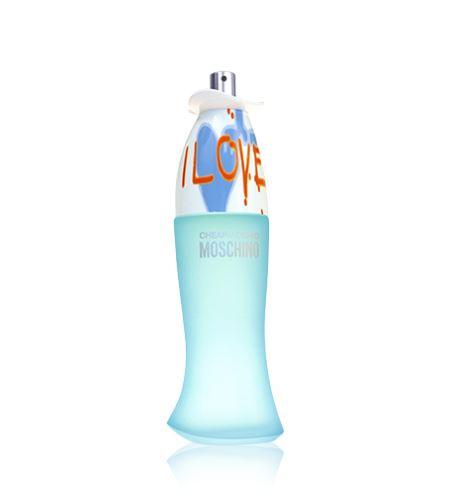 Moschino I Love Love EDT 100 ml Dla kobiet TESTER