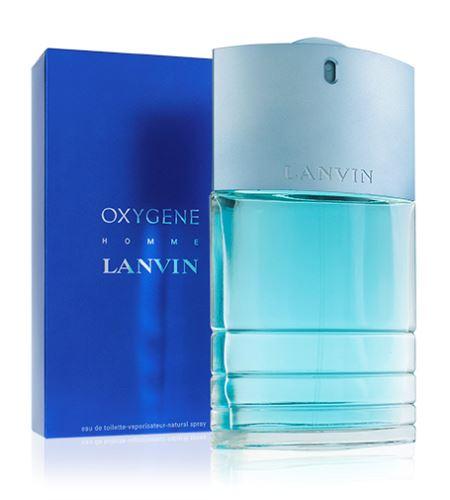 Lanvin Oxygene Homme EDT 100 ml Dla mężczyzn