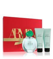 Giorgio Armani Acqua di Gioia woda perfumowana dla kobiet 50 ml + balsam do ciała 75 ml + żel pod prysznic 75 ml