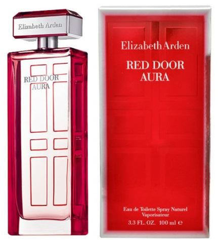 elizabeth arden red door aura
