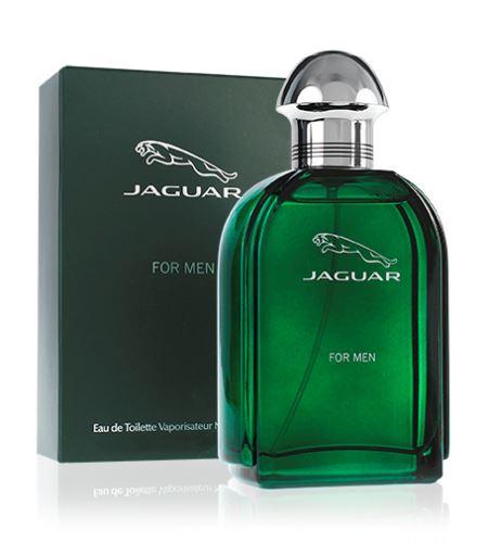 Jaguar For Men EDT 100 ml Dla mężczyzn