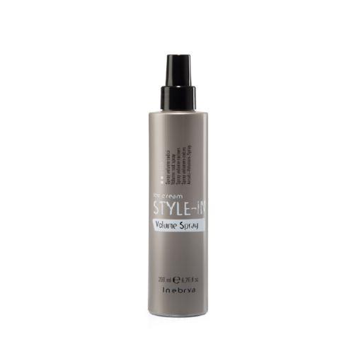 Inebrya Volume Spray Spray do objętości włosów od nasady 200 ml