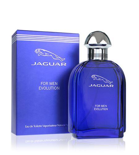 Jaguar For Men Evolution EDT 100 ml Dla mężczyzn