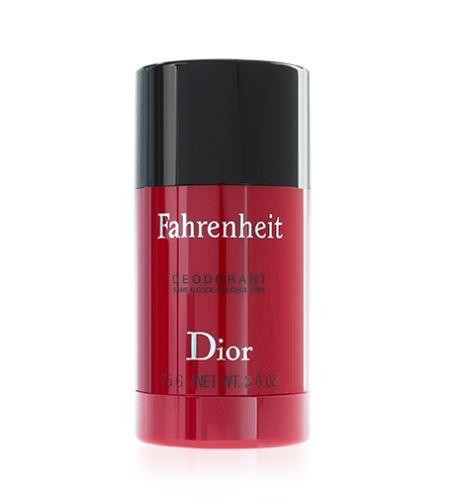 Dior Fahrenheit deostick 75 ml Dla mężczyzn