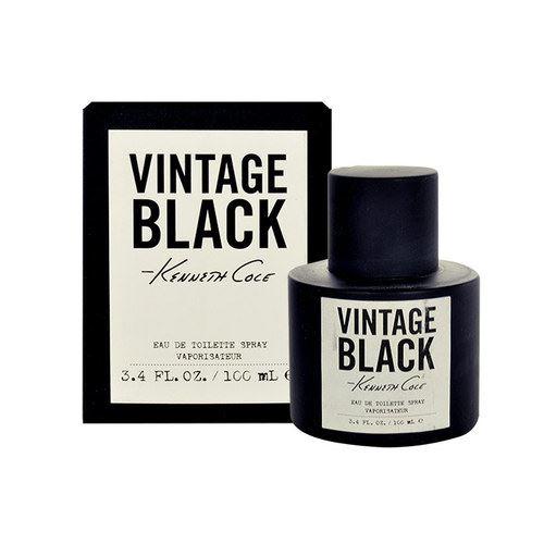 Kenneth Cole Vintage Black EDT 100 ml Dla mężczyzn