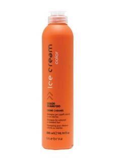 Inebrya COLOR Szampon Szampon do włosów farbowanych 300 ml