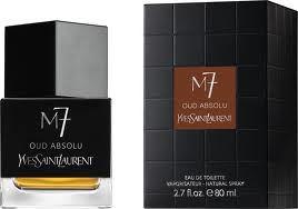 Yves Saint Laurent La Collection M7 Oud Absolu EDT 80 ml Dla mężczyzn