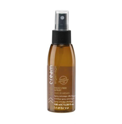 INEBRYA ARGAN-AGE Frizz-Free Spray sprej na vlasy s arganem 100 ml Dla kobiet