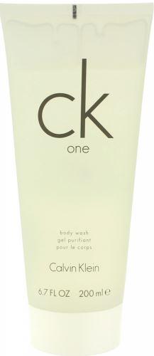 Calvin Klein CK One Żel pod prysznic 200 ml U