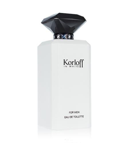 Korloff In White EDT 88 ml Dla mężczyzn TESTER