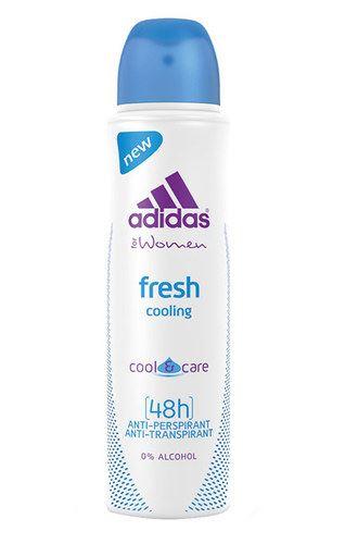 Adidas Fresh & Chłodny Pielęgnacja Dezodorant dla kobiet 150 ml