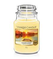 Yankee Candle świeczka zapachowa Autumn Sunset 623 g