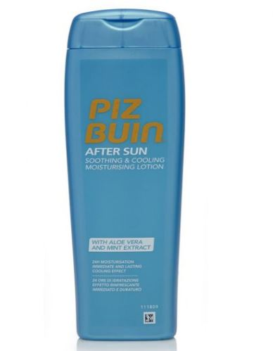 Piz Buin After Sun Soothing Cooling Moisturising Lotion emulsja po opalaniu 200 ml Dla kobiet