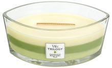 WoodWick Garden Oasis świeca zapachowa 453,6 g