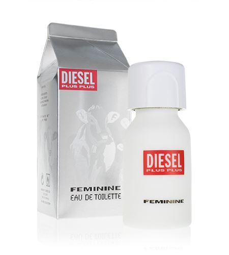 Diesel Plus Plus Feminine EDT 75 ml Dla kobiet