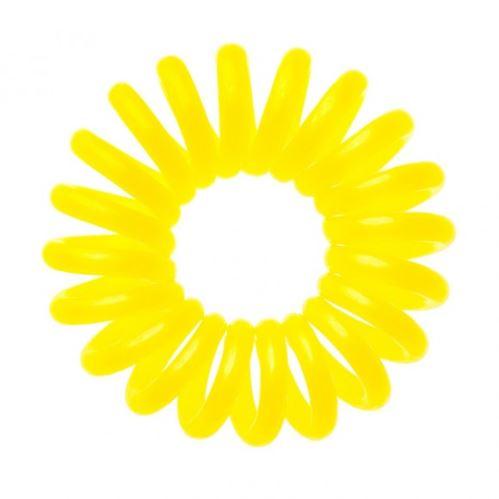 bIFULL Włosy Krawaty 3pc - Żółty