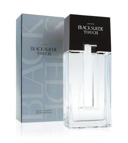 Avon Black Suede Touch EDT 125 ml Dla mężczyzn