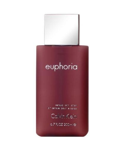 Balsam do ciała dla kobiet Calvin Klein Euphoria 200 ml