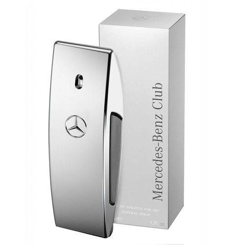 Mercedes Benz Mercedes-Benz Club EDT 50 ml Dla mężczyzn