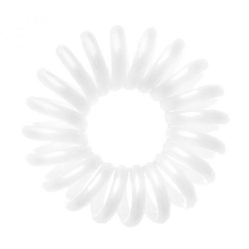 bIFULL Włosy Krawaty 3pc - Biała