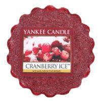 Yankee Candle Cranberry Ice wosk zapachowy 22,7 g