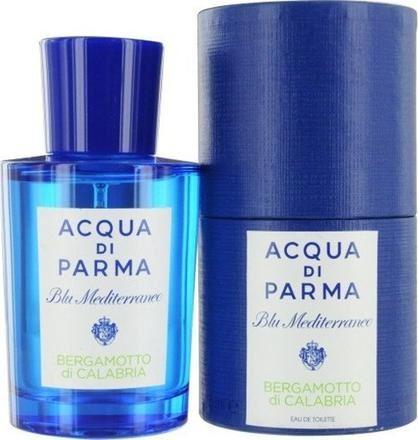 acqua di parma blu mediterraneo - bergamotto di calabria