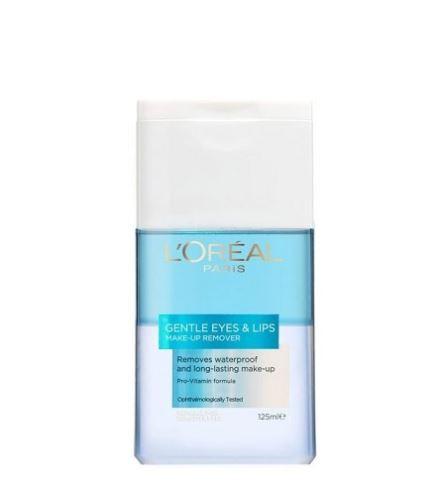 L'Oréal Paris Gentle Eye & Lips Make-Up Remover 125 ml