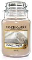 Yankee Candle Warm Cashmere świeca zapachowa 623 g
