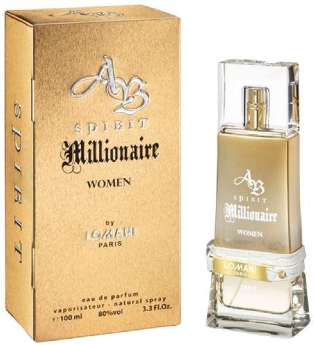 Lomani AB Spirit Millionaire EDP 100 ml Dla kobiet